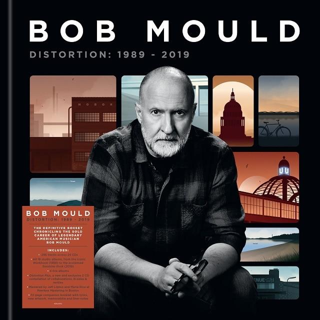 Bob Mould – Distortion: 1989-2019