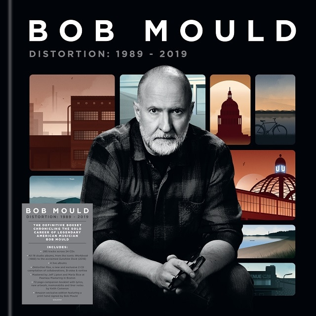 Bob Mould – Distortion: 1989-2019 (Exclusive Signed Edition)