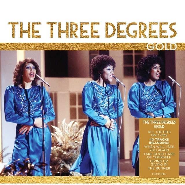 The Three Degrees – Gold