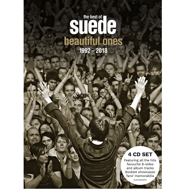 Beautiful Ones: The Best Of Suede 1992 – 2018 (4CD)