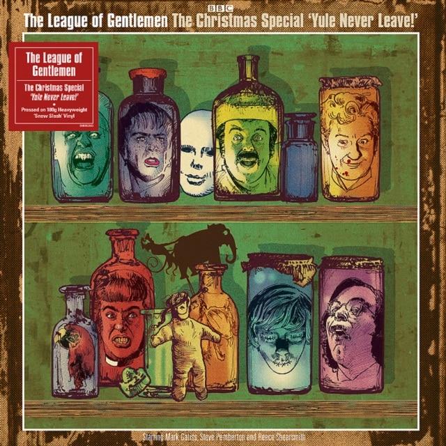 The League Of Gentlemen: Christmas Special ('Snow Slash' Vinyl)