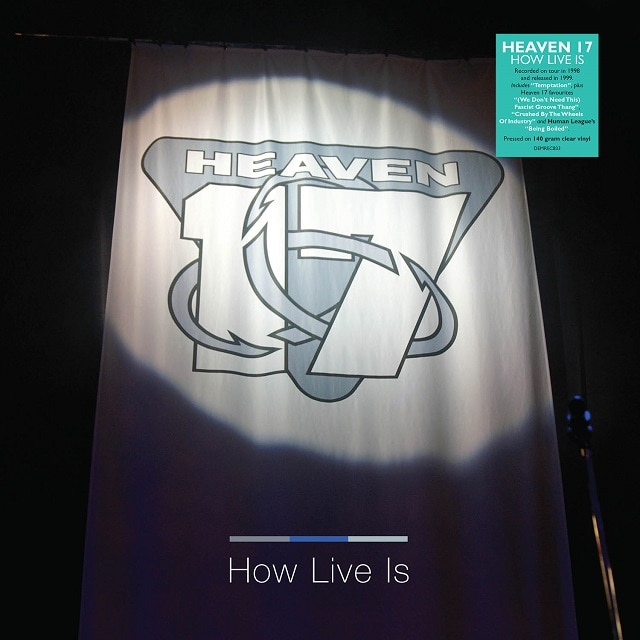 How Live Is (Clear Vinyl)