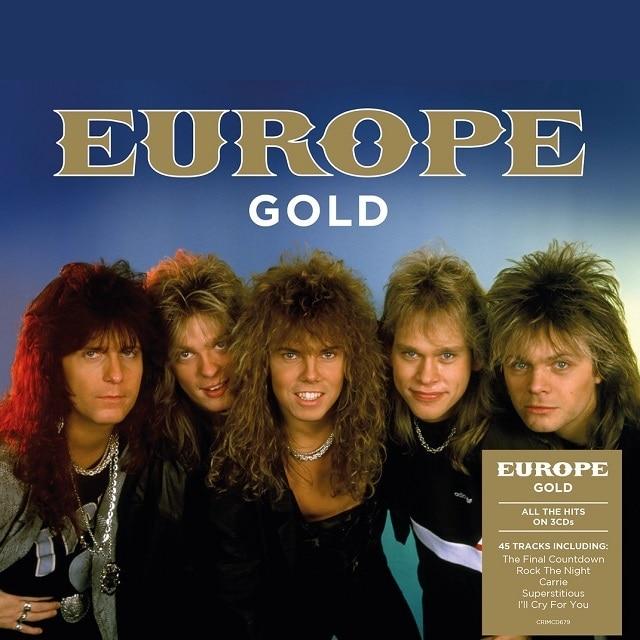 Europe – Gold