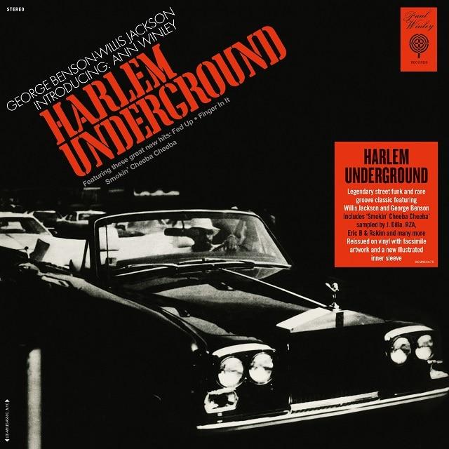 Harlem Underground (Vinyl)
