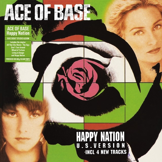 Happy Nation (140g Clear Vinyl)