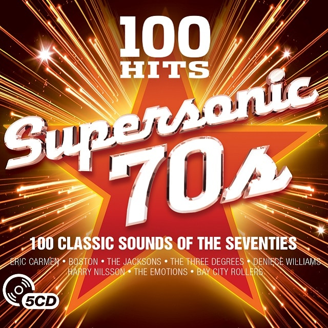 100 Hits – Supersonic 70s