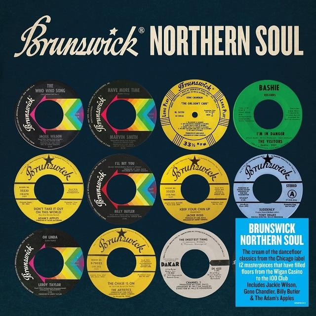 Brunswick Northern Soul (140g Black Vinyl)