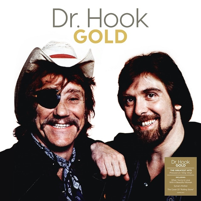 Dr. Hook – Gold (140g Black Vinyl)