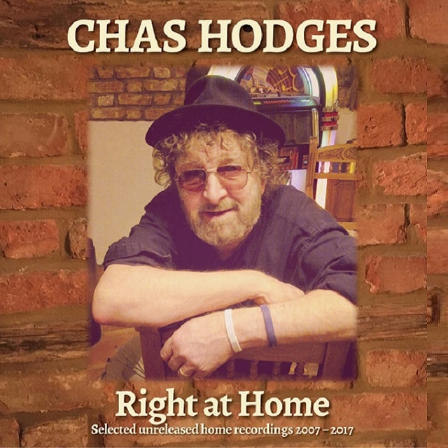Right At Home – Selected Unreleased Home Recordings 2007 – 2017