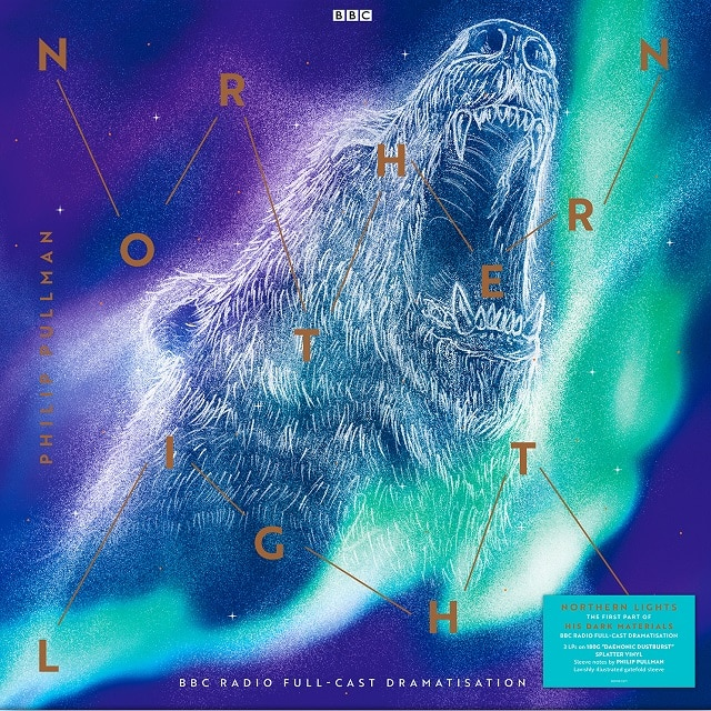 His Dark Materials – Northern Lights (180g Daemonic Dustburst Splatter Vinyl)