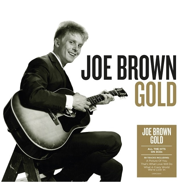 Joe Brown – Gold