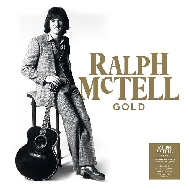 Ralph McTell – Gold (140g Black Vinyl)