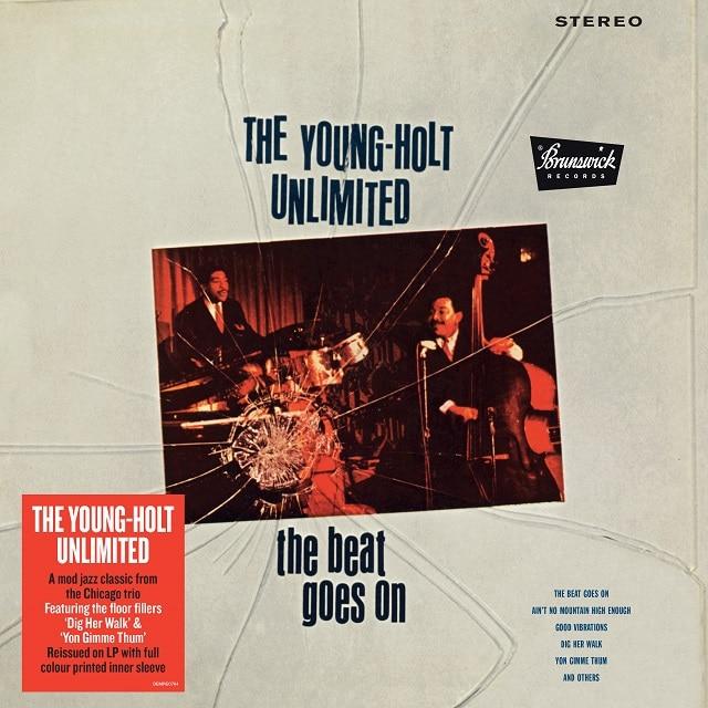 The Beat Goes On (140g Black Vinyl)