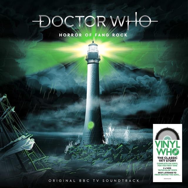 Doctor Who: Horror Of Fang Rock (140g Rutan Blob Vinyl)