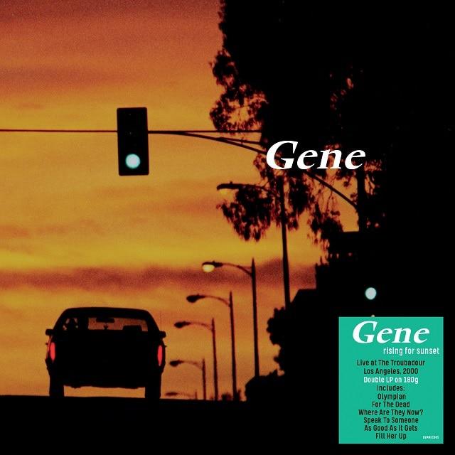 Gene – Rising For Sunset (Vinyl)