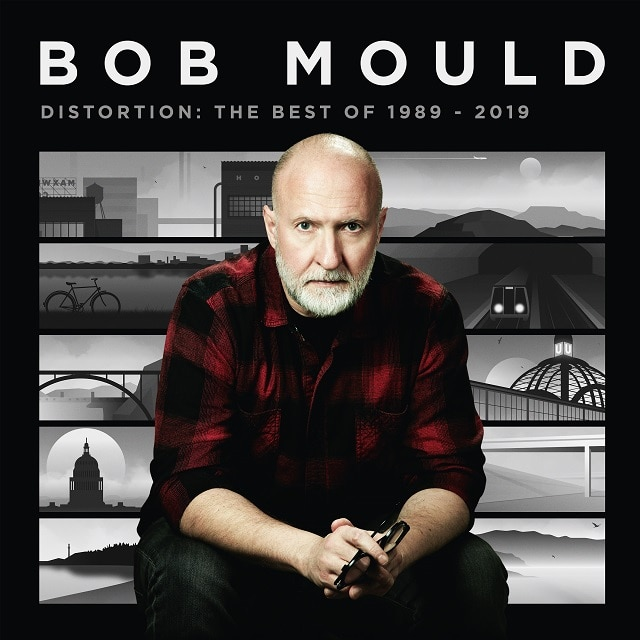 Bob Mould – Distortion: The Best Of 1989-2019 [2LP]