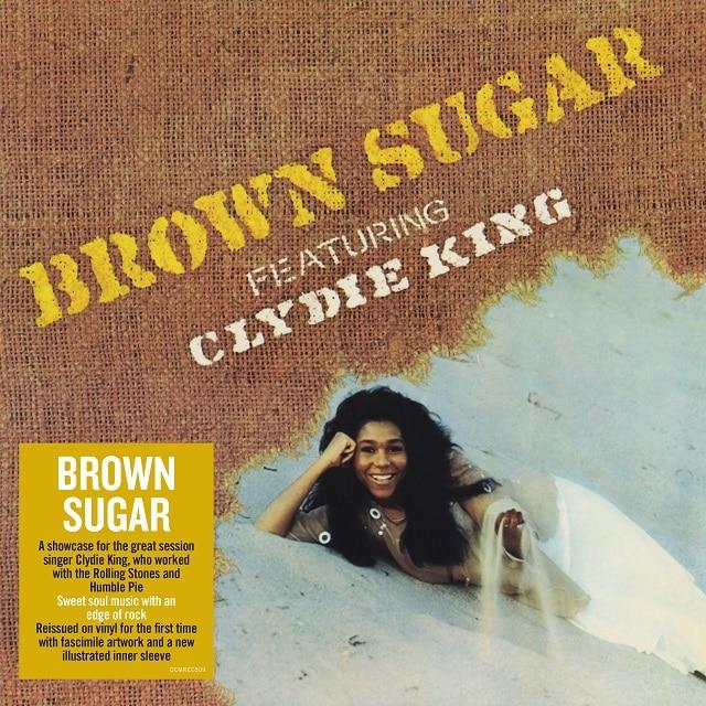 Brown Sugar Featuring Clydie King (140 Black Vinyl)