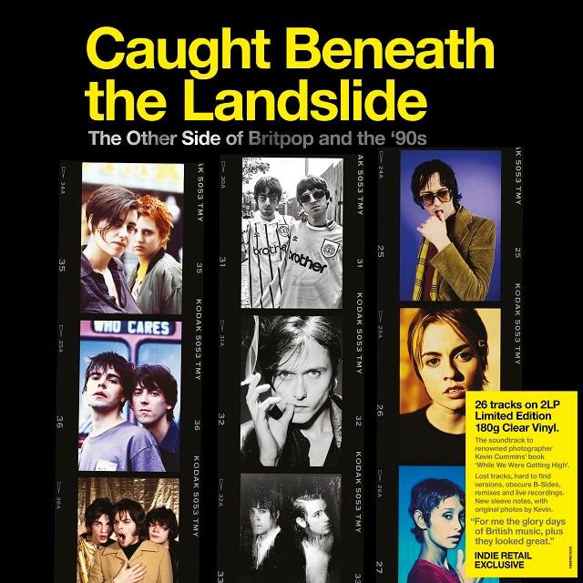 Caught Beneath The Landslide (Indies Exclusive – 180g Clear Vinyl)