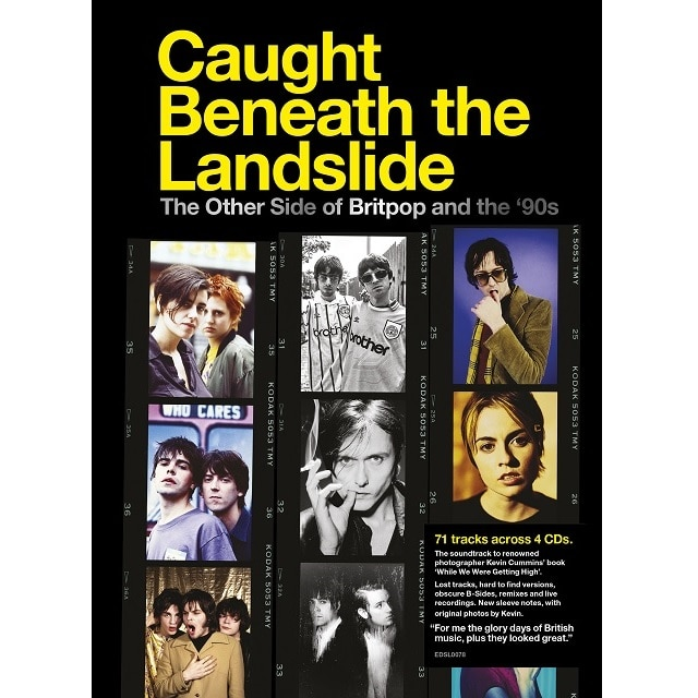 Caught Beneath The Landslide (4CD Standard Edition)