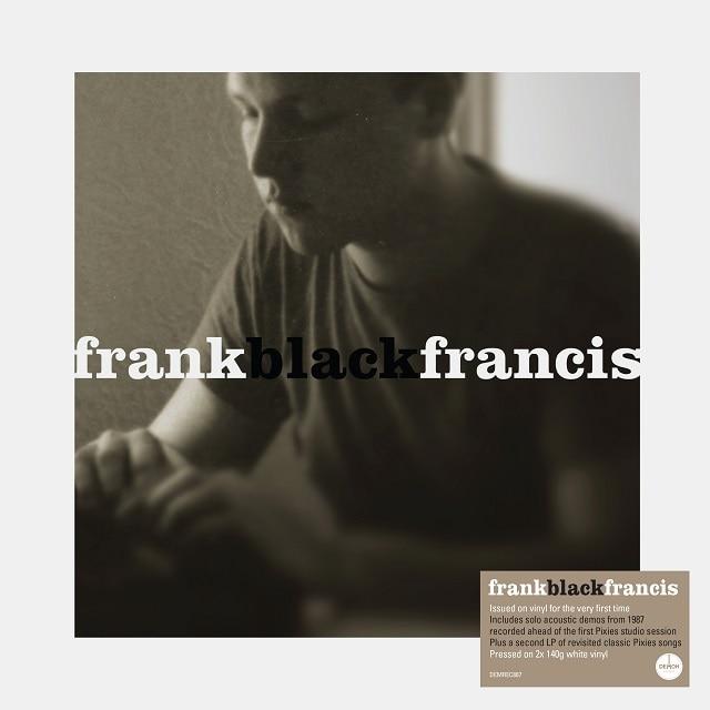 Frank Black Francis (140g White Vinyl)