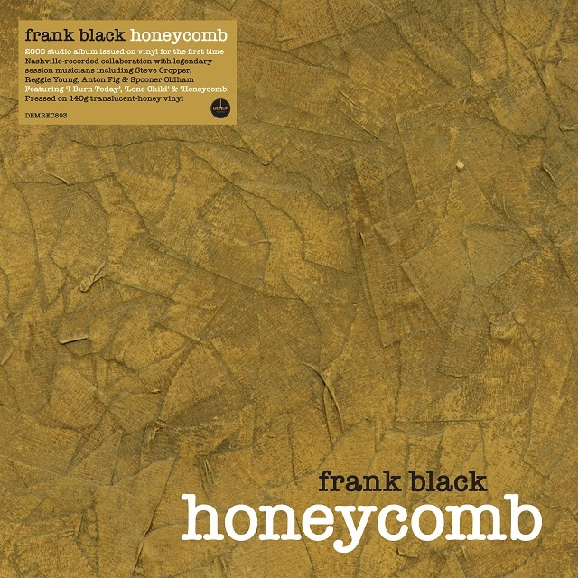Honeycomb (140g Translucent Honey Vinyl)