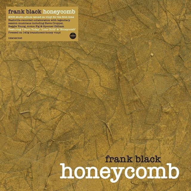 Honeycomb (140g Translucent Honey Vinyl)