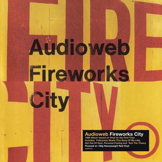 Fireworks City (180g Red Vinyl)
