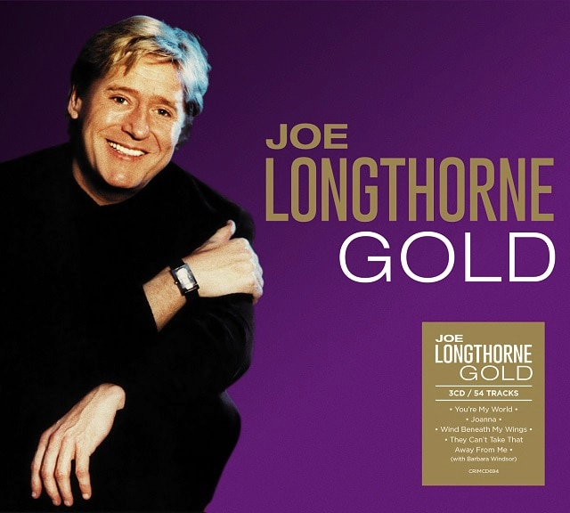 Joe Longthorne – Gold