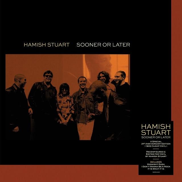 Sooner Or Later (180g Clear Vinyl)