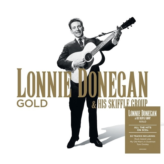 Lonnie Donegan & His Skiffle Group – Gold