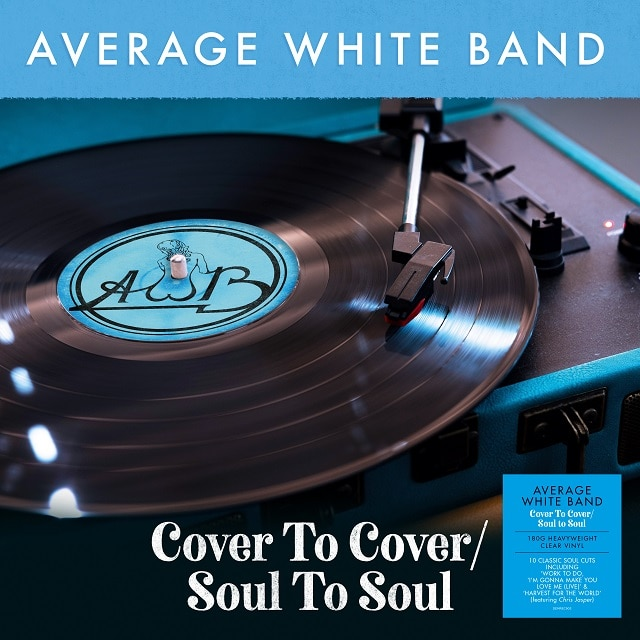Cover To Cover/Soul To Soul (180g Clear Vinyl)