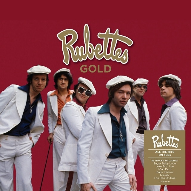 The Rubettes – Gold