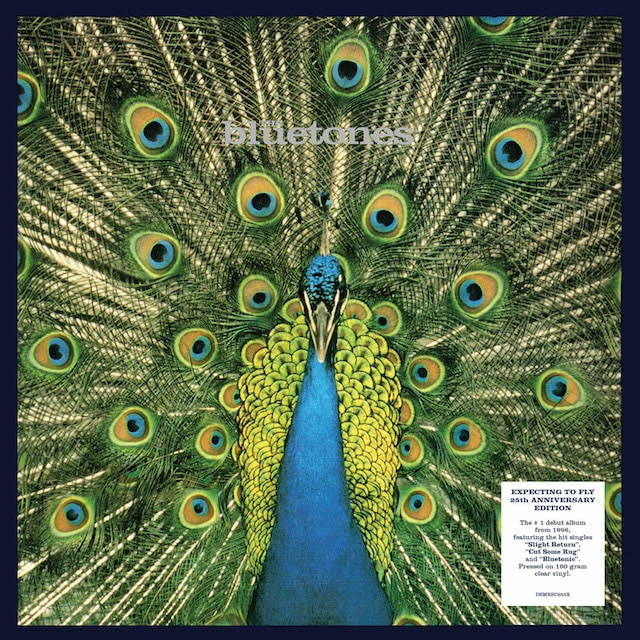 Expecting To Fly – 25th Anniversary Edition – Indies Exclusive (1LP 180g Clear Vinyl Gatefold)