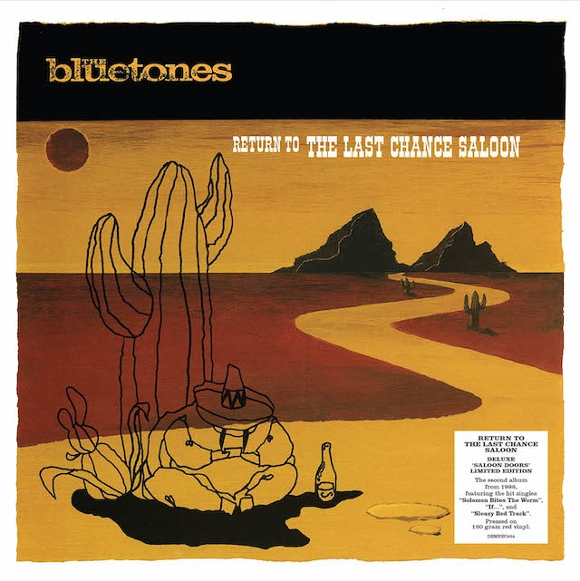 Return To The Last Chance Saloon (180g Red Vinyl)