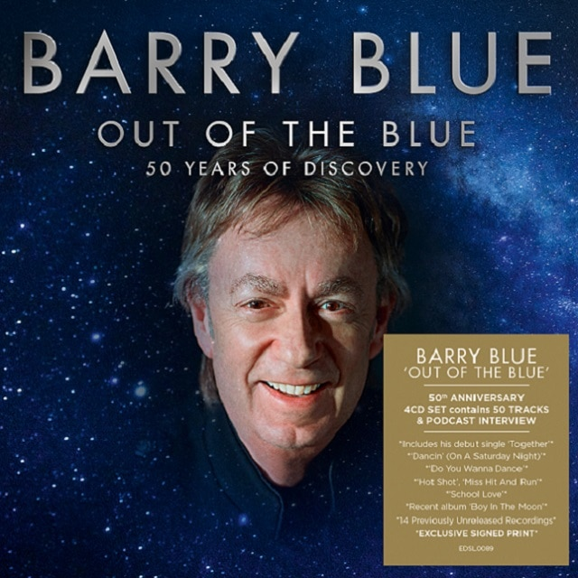 Out Of The Blue – 50 Years Of Discovery (Signed Edition)
