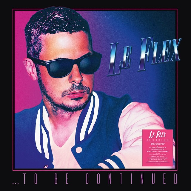 …To Be Continued (180g Clear Vinyl Signed Limited Edition)
