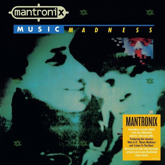 Music Madness (140g Black Vinyl)