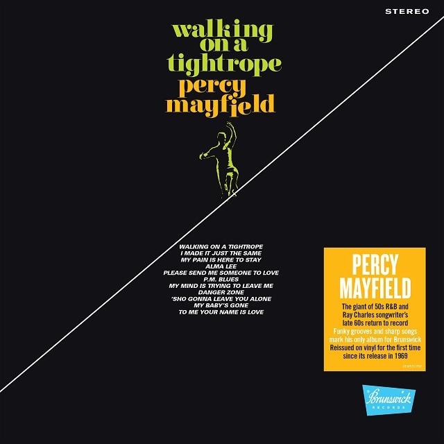 Walking on a Tightrope (140g Black Vinyl)