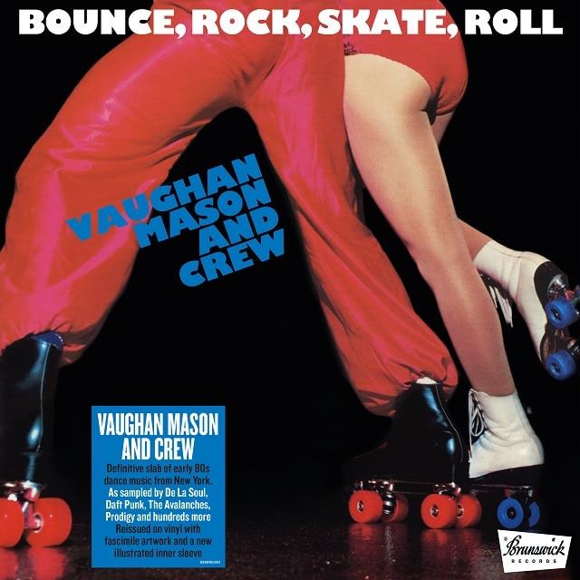 Bounce, Rock, Skate, Roll (140g Black Vinyl)
