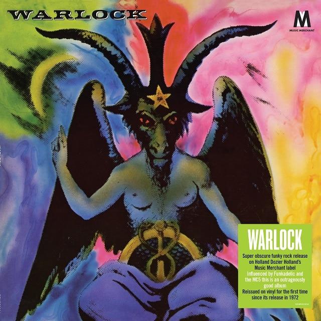 Warlock (140g Black Vinyl)