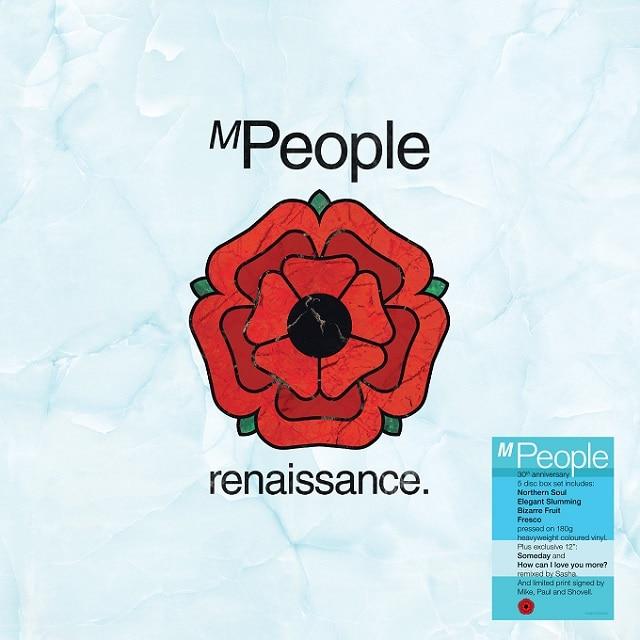 Renaissance (180g Coloured Vinyl – Limited Signed Edition)