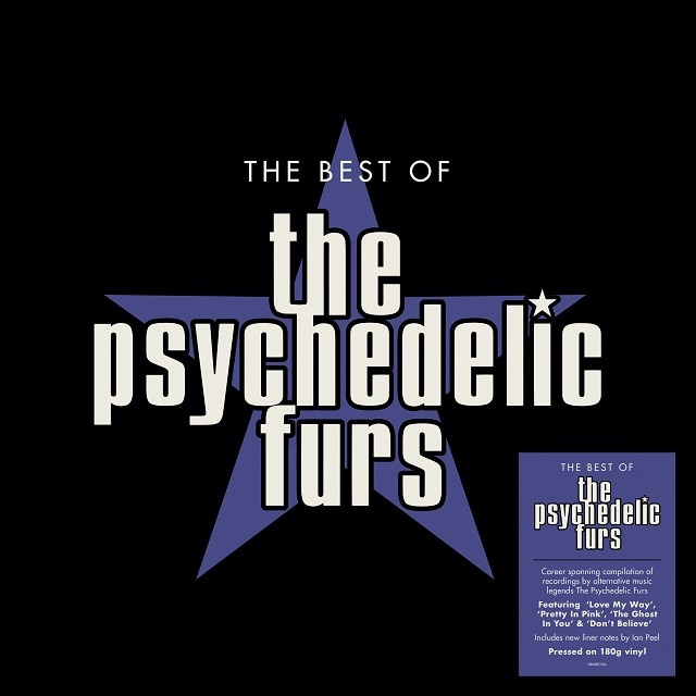 The Psychedelic Furs: The Best Of (180g Black Vinyl)
