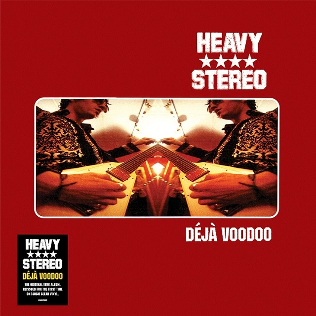 Déjà Voodoo (180g Clear Vinyl)