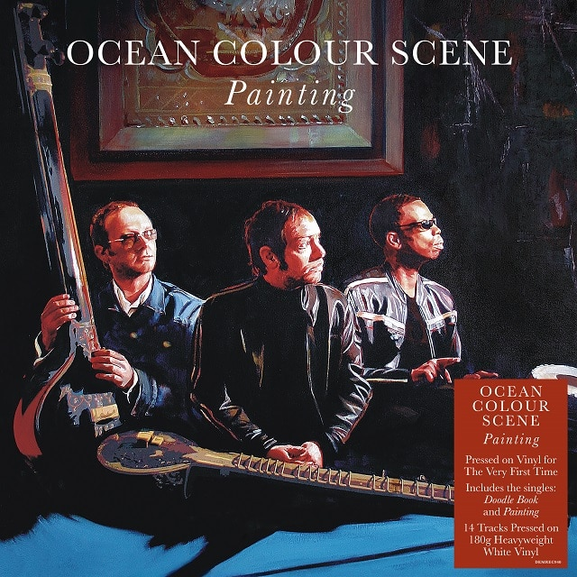 Painting (180g White Vinyl)