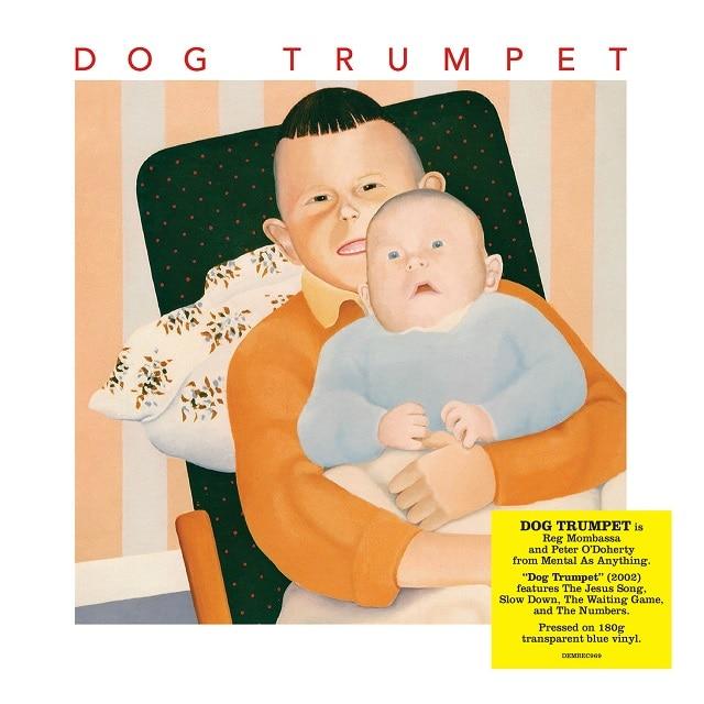 Dog Trumpet – Dog Trumpet (180g Transparent Blue Vinyl)
