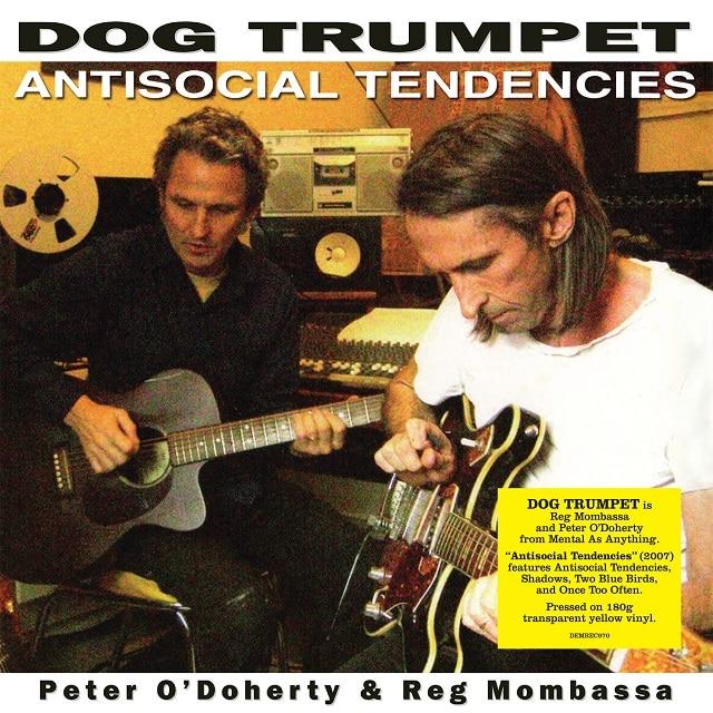 Dog Trumpet – Antisocial Tendencies (180g Transparent Yellow Vinyl)