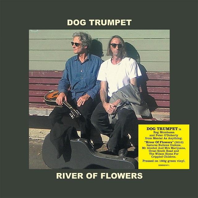 Dog Trumpet – River Of Flowers (180g Green Vinyl)