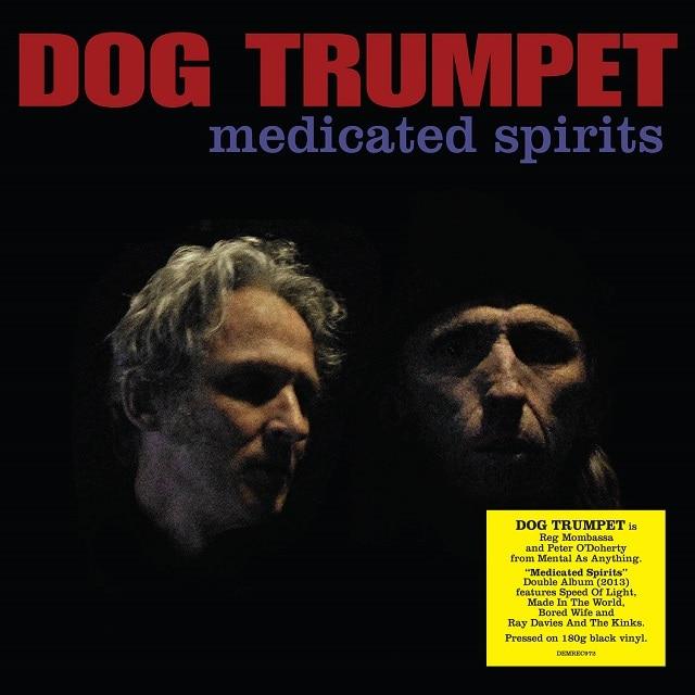 Dog Trumpet – Medicated Spirits (2 x 180g Black Vinyl)