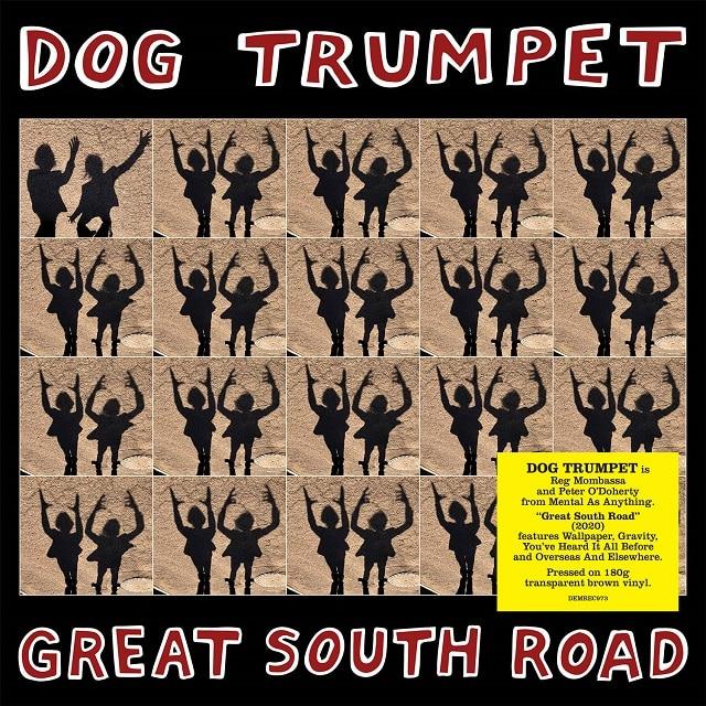 Dog Trumpet – Great South Road (180g Transparent Brown Vinyl)
