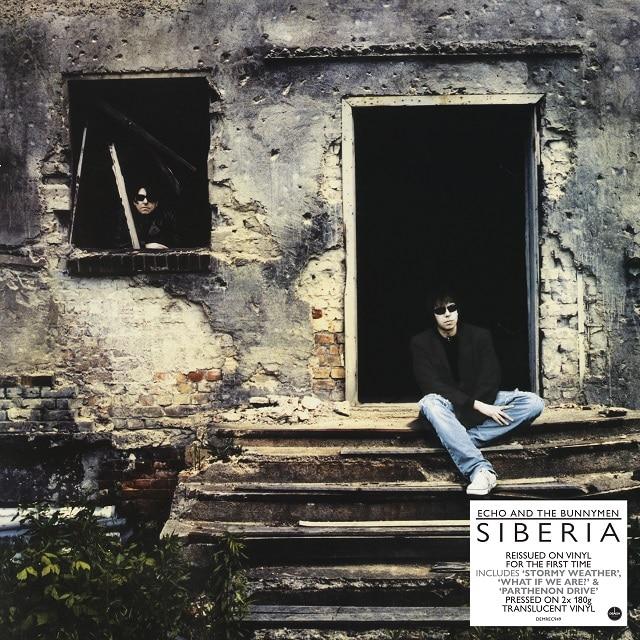 Siberia (180g Translucent Vinyl)